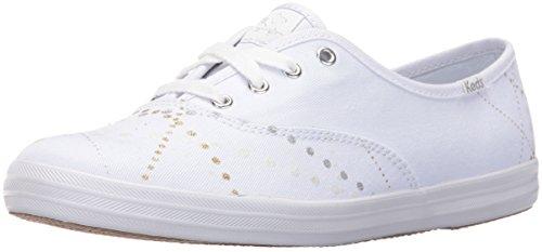 Keds Damen Taylor Swift Lazer Lights Fashion Sneaker, Weiá (weiß), 39 EU