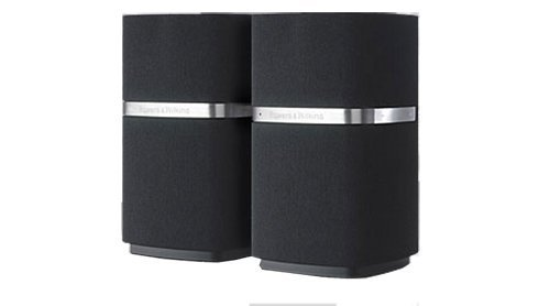 Bowers & Wilkins MM-1 - Sistema de altavoces autoamplificados, color negro
