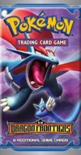 pokemon dragon frontiers booster pack