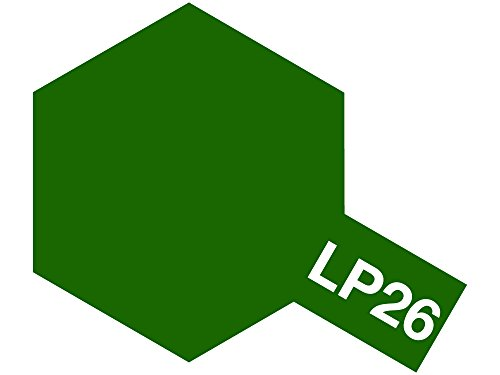 タミヤカラー ラッカー塗料 LP-26 濃緑色(陸上自衛隊)
