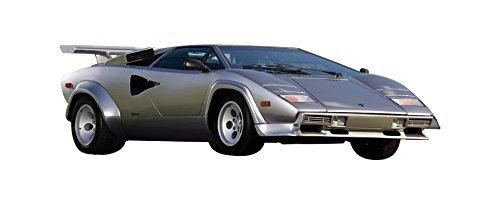 Representative 1982 Countach Shown. Lamborghini
