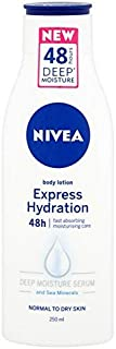 [Nivea ] ニベアボディ急行水和250ミリリットル - Nivea Body Express Hydration 250ml [並行輸入品]