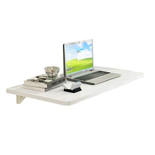 Inklapbare computertafel, eettafel, wandplank, tv-set-topbox, bureau, wandtafel (multi-size-optie) 70 x 50 cm.