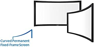 Grandview Curved Fixed Frame Projector Screen (150