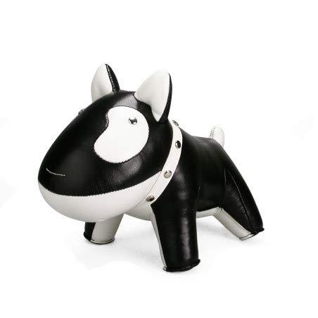 Alfred & Compagnie boekensteun hond zwart