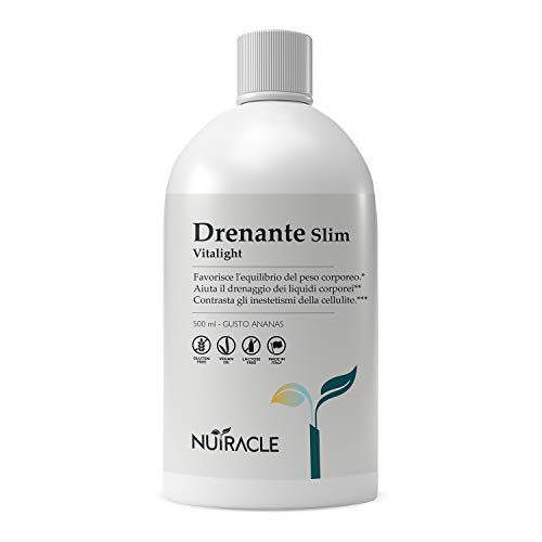 Nutracle Vitalight Drenante Slim 500ml. Integratore...