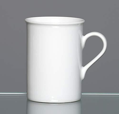 Ritzenhoff und Breker Snap Bianco Kaffeebecher Porzellan weiß 300ml