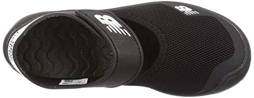 [ニューバランス]サンダルYO208(現行モデル)ブラック(BK2)17.5cm