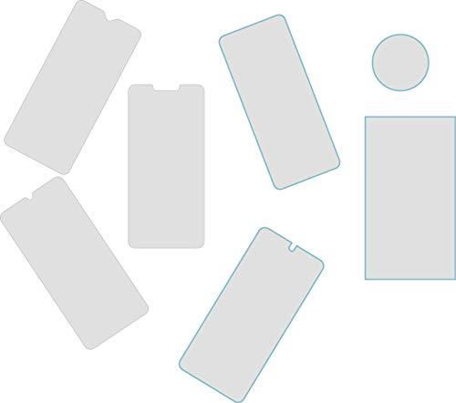EnWi | 2X Panzer-Glas-Folie 9H Display-Schutz-Folie für Kainuoa 5 Zoll Navi