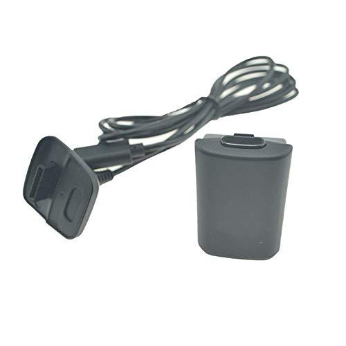 GJZ pour câble de Chargeur de Batterie de contrôleur Câble de Batterie de manettes de Jeu Filaire pour Remplacement de Bateria