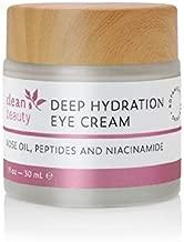 Clean Beauty Deep Hydration Eye Cream, 1oz