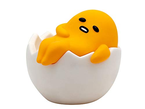 Teknofun- Gudetama inalàmbrico Lampara LED, Color Amarillo (811280)