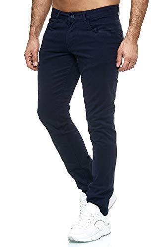 Tazzio denim stretch-jeans voor heren, destroyed look 165251
