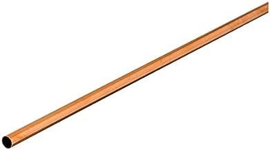 5/8 Inch Outside Diameter x 5 Ft. Long, Copper Round Tube