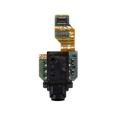 Dmtrab for Auricular Premium Jack Flex Cable para Sony Xperia XZ Accesorios para telefono Celular