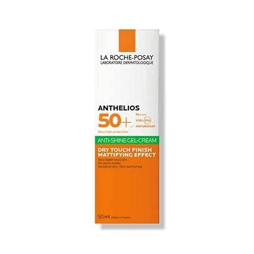 La Roche Posay Anthelios Xl Spf 50+ Gel Crema Toque Seco Sin Perfume 50ml