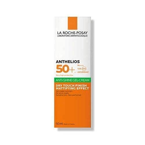 La Roche-Posay ANTHELIOS Touche SEC SP50 + t50ml, Braun, Unparfümiert, 50 milliliter