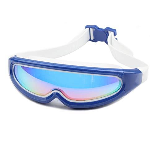 Gafas de natación Nuevas Gafas de natación Anti-Niebla Adulto Arena Profesional Gafas Gafas de natación Gafas de natación para Hombres Adultos Mujeres jóvenes (Color : Blue)