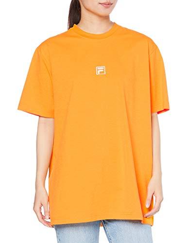 [フィラ] Tシャツ 形状記憶糸半袖Tシャツ レディース OG M