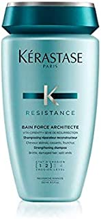 Kerastase Resistance Bain Force Architecte Shampoo 8.50 oz (Pack of 2)
