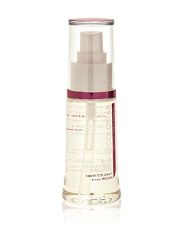Collistar Capelli Cristal Liquid Lucenza Inmediata - Haar-Serum, 1er Pack (1 x 1 Stück)