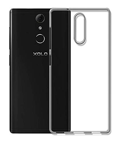 Coverito TPU for Xolo Era 3X Transparent Back Cover