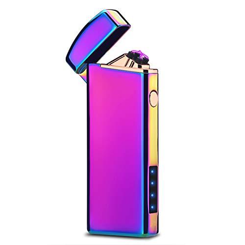 プラズマ ライター 電気 usb ライター (マルチカラー)