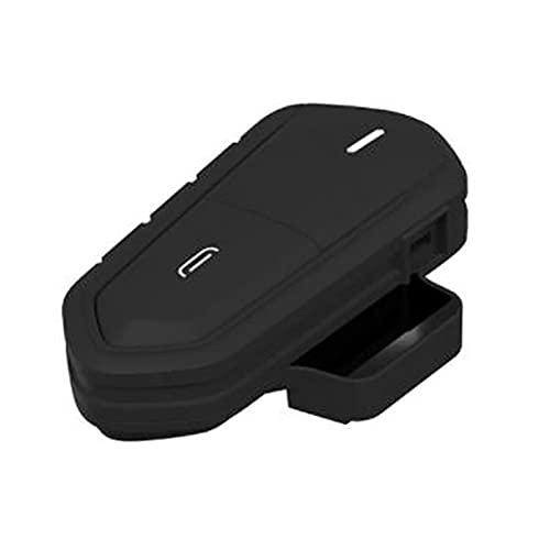 Didad 2,4 GHz InaláMbrico QTB35 FM Motocicleta Casco Intercomunicador CSR 4,1 Auricular Interfono Manos Libres Llamada