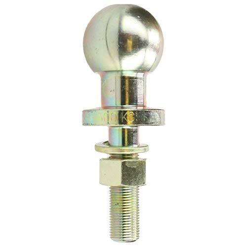 AB Tools 50mm Boule Attelage/Bar Type Court fileté pour récupération, Trike, Quad etc 19mm TR164