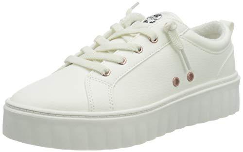 Roxy Damen SHEILAHH,Cold Cement Shoe, White, 39 EU