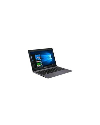 Asus VivoBook e E203NA-FD107T Notebook, Display da 11.6', Processore Celeron N3350, 1.1 GHz, eMMC da 32 GB, 4 GB di RAM [Layout Italiano]