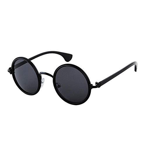 FJCY Gafas de Sol de bambú de Color Gafas de Sol de Madera para Hombre Gafas de Sol con Espejo retrovisor para Mujer Retro-Kp1501-C10
