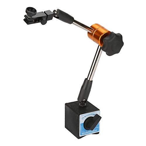 Magnetischer Basisständerhalter, einstellbare Messuhr Testanzeige Magnetischer Messständer-Basishalter für mechanische Korrektur und technische Messung