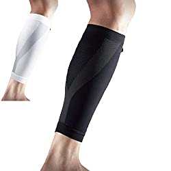 LP SUPPORT 270 Z compression calf bandages (1 piece), size: L, color: black