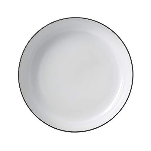 Royal Doulton Bread Street Cafe 9.4'Past Bowl, 9', White
