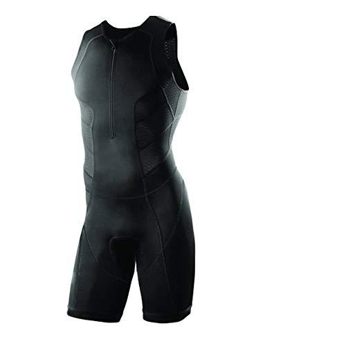 Kona Men's Triathlon Tri Suit - (Black, S)