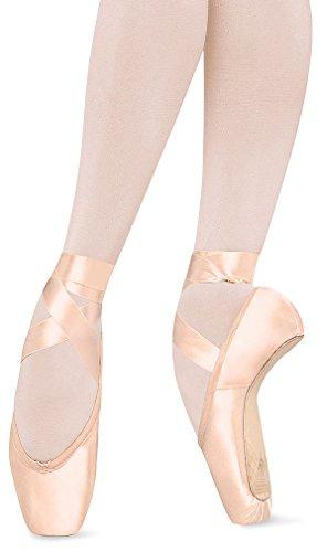 Bloch Women's Sonata Pointe Pink Ballet Flats