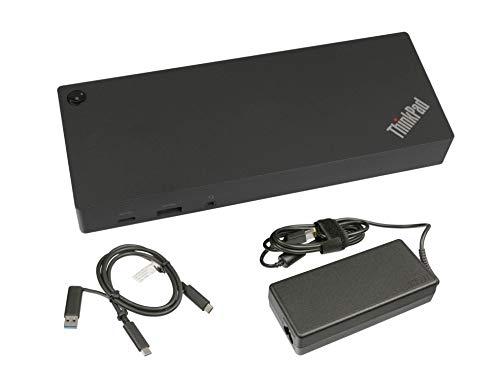 Lenovo ThinkPad E460 (20ET/20EU) Original USB-C/USB 3.0 Port Replikator inkl. 135W Netzteil