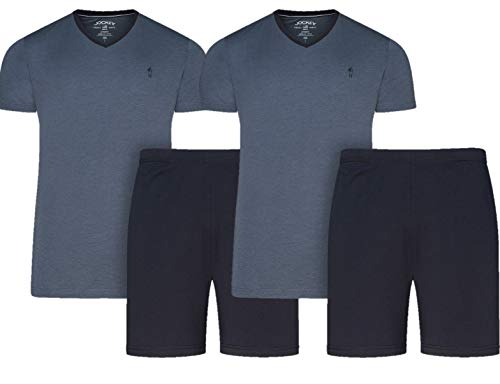 Jockey Shorty 2er Pack Navy 6XL