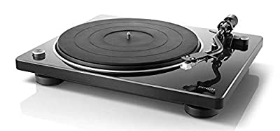 Denon DP-400 Turntable