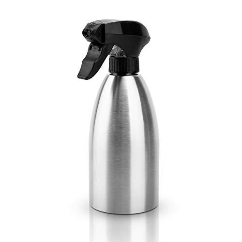 T-Buy Öl Sprühflasche,Öl sprüher,Öl Sprühflasche Edelstahl,Lebensmittelqualität Öl Flaschen Sprayer für Kochen,Salat,BBQ