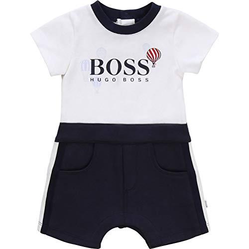 Hugo Boss Two in One - Juguete para bebé (piqué y jersey de algodón)
