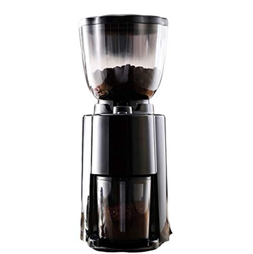 Water cup Cafetera Cafetera Cafetera Cafetera Automatica Para El Hogar Cafetera Para Expreso Y Capuchinogrinder Mute Cafetera De Goteo Para El Hogar Cafetera (Negra)