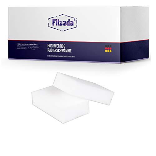 Filzada® 20x Borrador magico de Pared Extra Fuerte - Esponja mágica/Esponja borradora - Increíble Limpieza Sólo con Agua