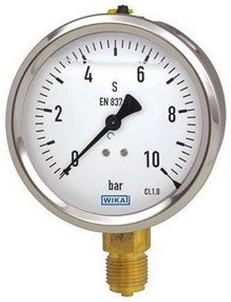 Amazon com: 30 PSI - Pressure Gauges / Pressure & Vacuum