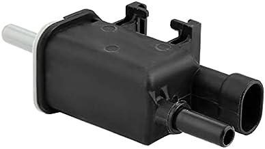 LHQ-HQ Emissiesysteem Damp Canister Zuiveringsventiel Solenoïde voor 04-14 GM 12597567 (Color : Black)
