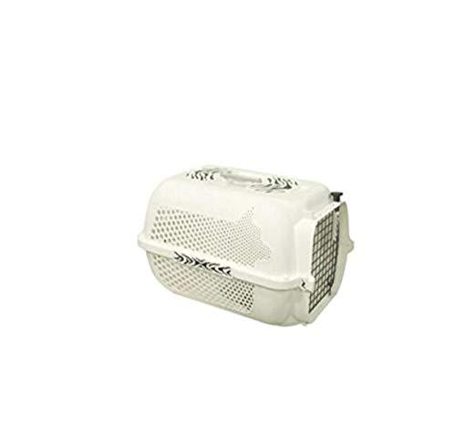 Dogit Transportín para Perros, Talla Extra-Grande, Color Blanco