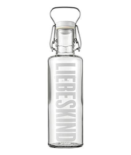 Liebeskind Berlin Damen Monterey - Soul Bottle 0, 6 L Taschenorganizer, Transparent (Transparent), 7x25.5x7 cm