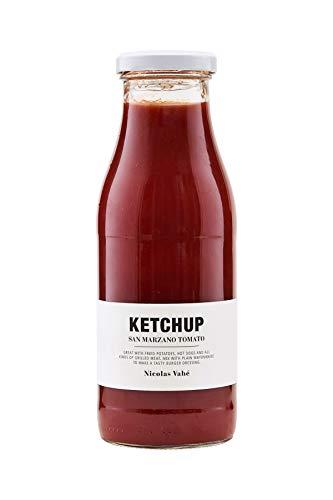 Nicolas Vahé - Ketchup - Tomatensauce - San Marzano Tomatoes - 500 ml