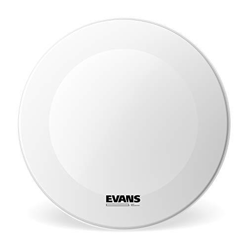 Evans BD22RGCW-NP Bassdrum Resonanzfell 50,8 cm (20 Zoll) Durchmesser Coated weiß